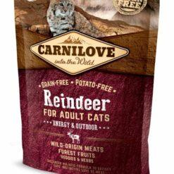 Carnilove Cat Adult -Rentier