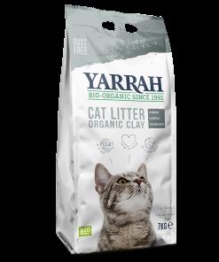 Bio Katzenstreu von Yarrah
