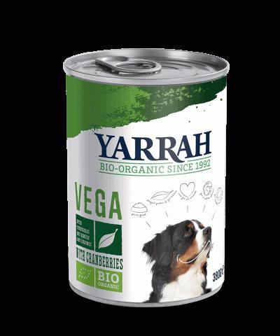 Yarrah veganes Hundefutter