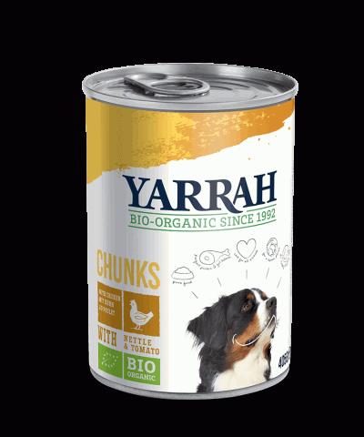 Weizenfreies Hundefutter von Yarrah