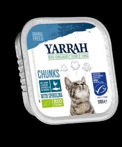 Yarrah gutes Katzenfutter mit Fisch