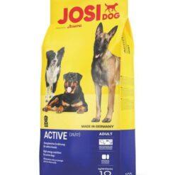 Hundefutter für aktive Hunde