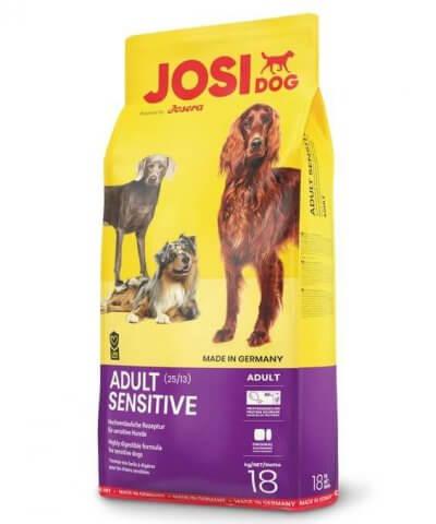 Hundefutter für gesundes Fell