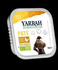 Yarrah Pastete Hundefutter mit Algen