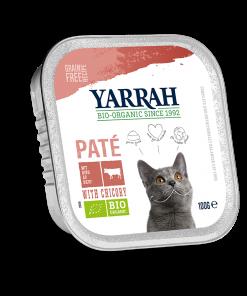 Yarrah glutenfreies Nassfutter für Katzen