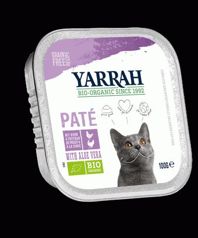 getreidefreies Nassfutter für Katzen