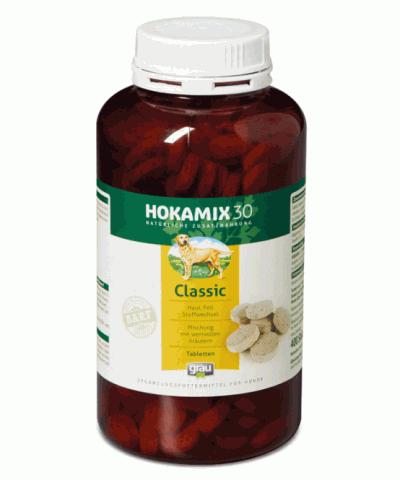 GRau Hokamix30 Classic Haut und Fell