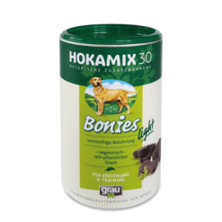 HOKAMIX30 Bonies sind köstliche Leckerchen für kleinere Hunde und Welpen.
