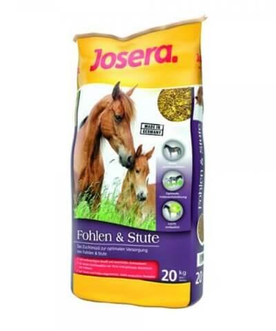 Josera Pferd Fohlen Stute