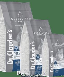 Dr.Clauder's High Premium Sterilized Senior Light Kopie