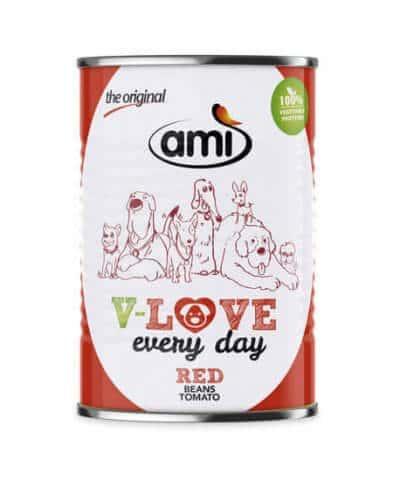 AMI Dog V-Love RED
