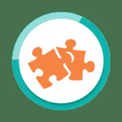 Puzzles und Intelligenzspielzeug