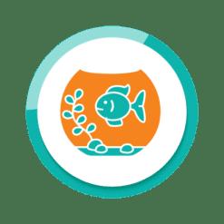 Aquaris Goldfischfutter